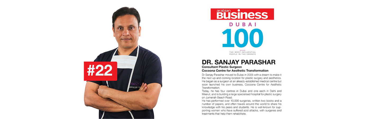 Dr. sanjay dubai top 100 people