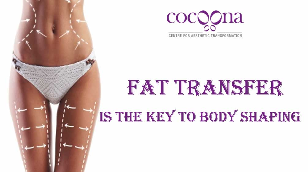 Fat Transfer is the Key to Body Shaping
