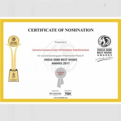 INDIA-5000-BEST-MSME-AWARDS-Certificate