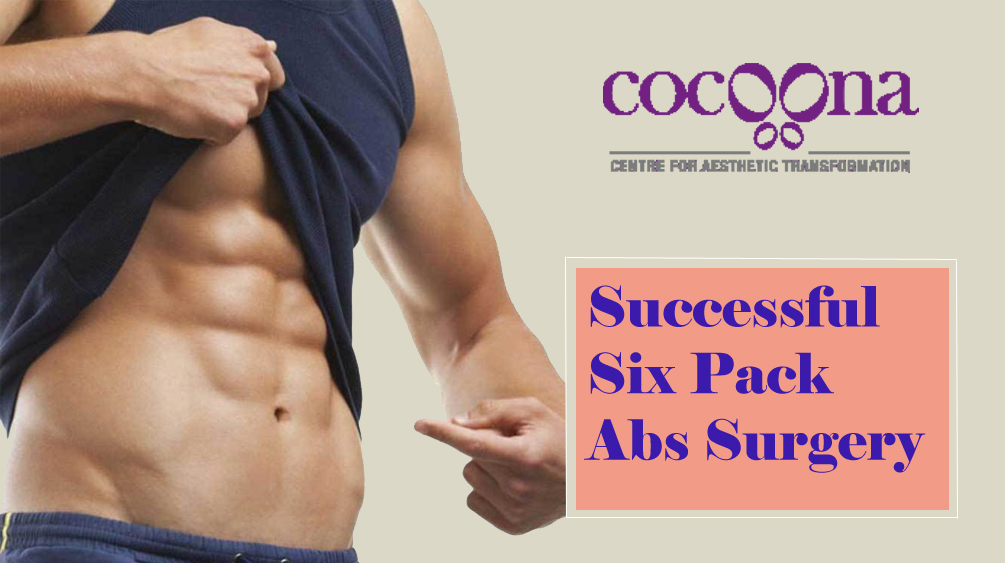 Successful Six Pack Abs Surgery in India