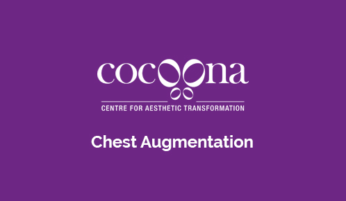 Chest Augmentation Before & After